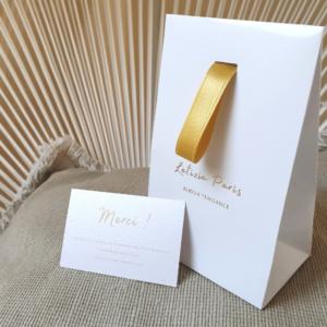 Pochette cadeau Prestige Letizia Paris - Letizia Paris -Bijoux - Fantaisie