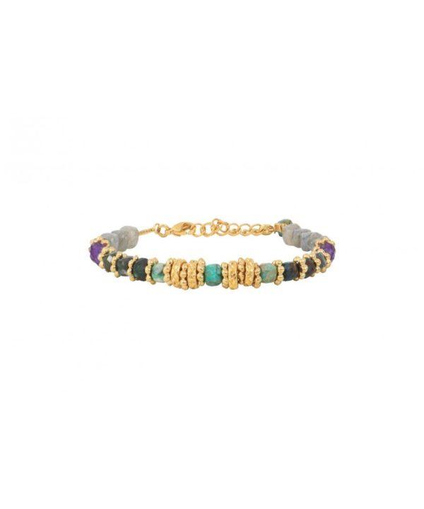 bracelet indiana multi perles