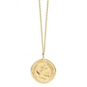 Collier Médaille Modéle Napoléon | MYA-BAY