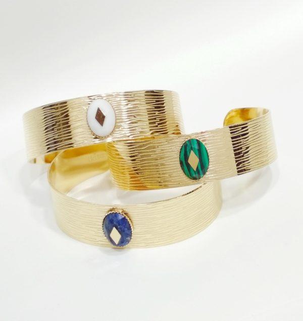 Jonc Pierre Lapis Lazuli | IKITA