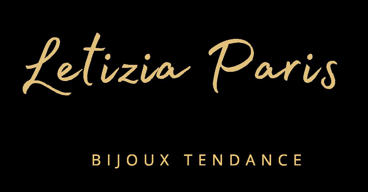 logo letizia paris