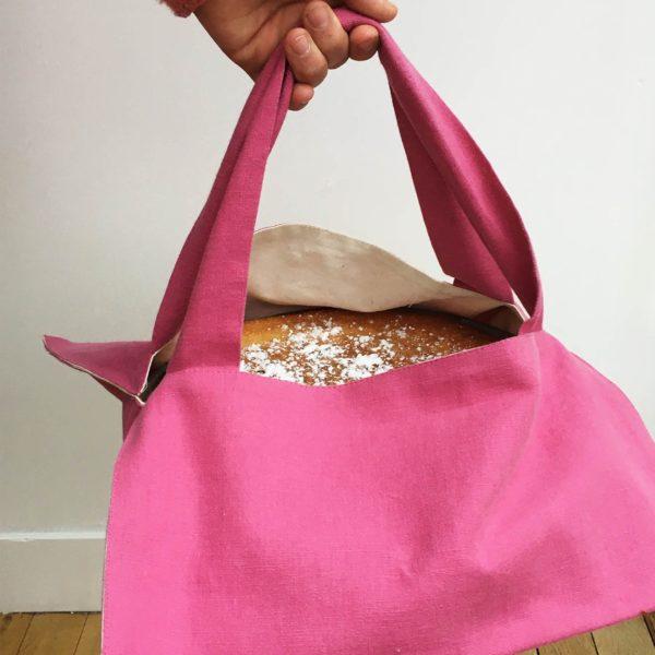 sac a tarte double