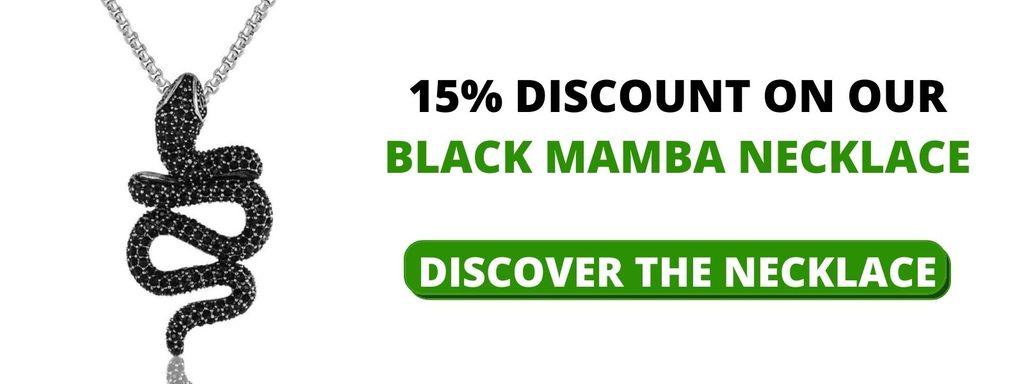 Black Mamba Necklace