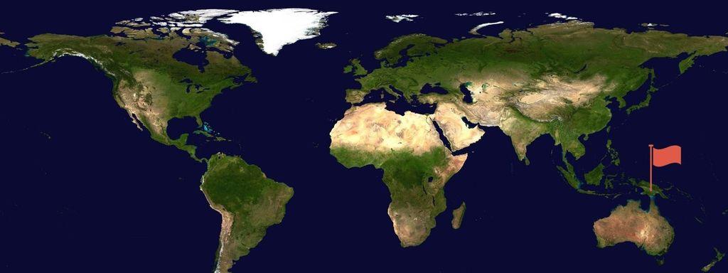 Green Tree Python Location