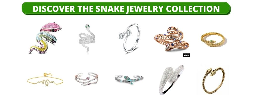 Snake Jewelry Selection