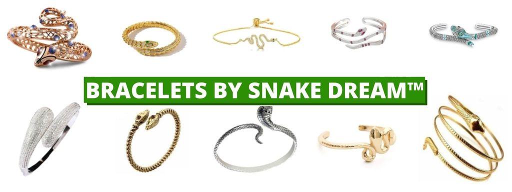 Snake Bracelets Collection