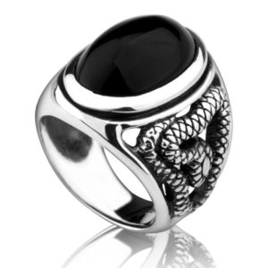 Agate Stone Ring 1