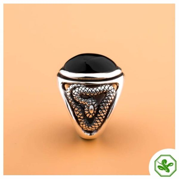 Agate Stone Ring 3