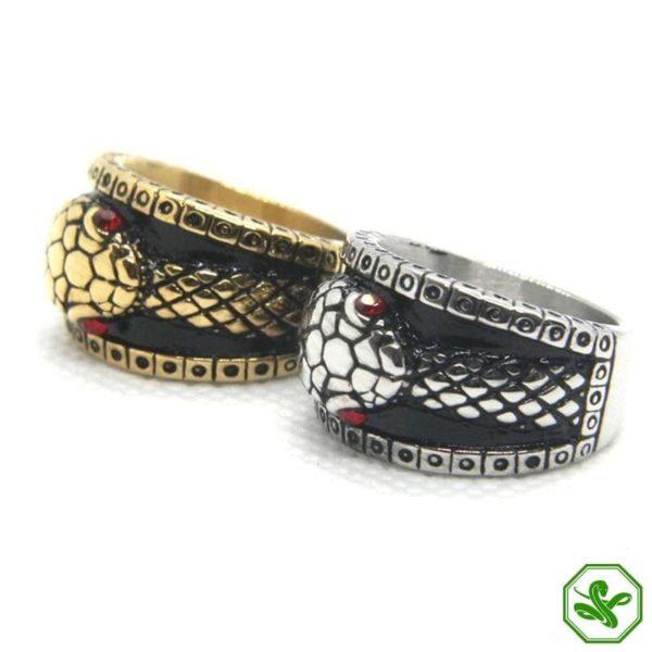 antique-ouroboros-ring 2