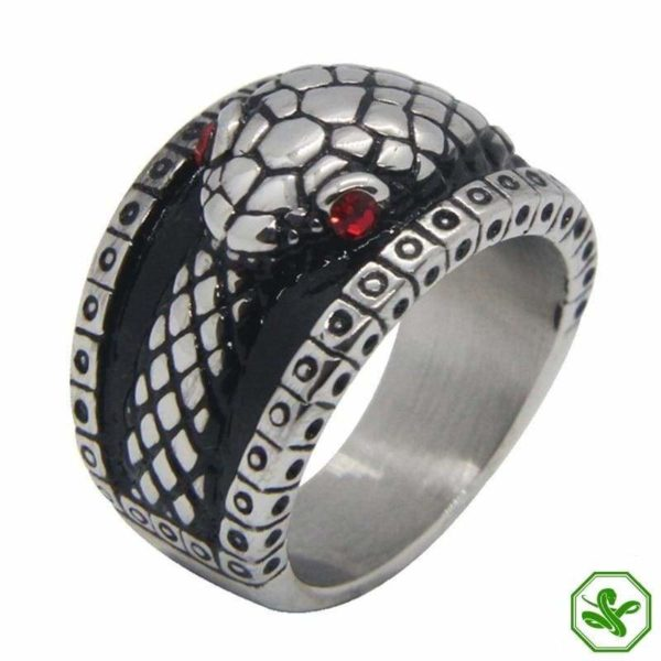 antique-ouroboros-ring 5