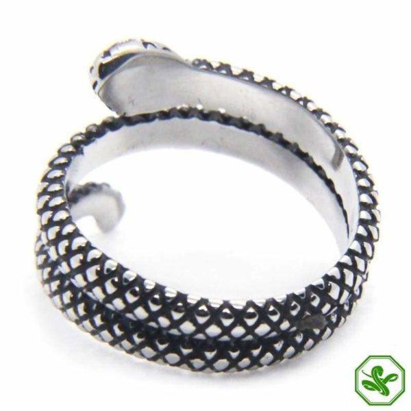 antique-ruby-snake-ring 4