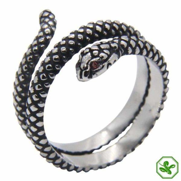 antique-ruby-snake-ring 5