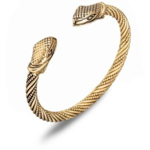 celtic snake bracelet
