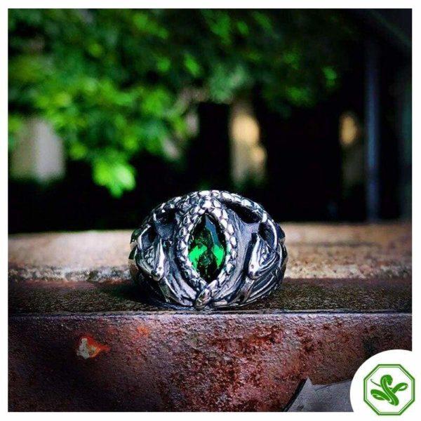 snake-ring-green-eye