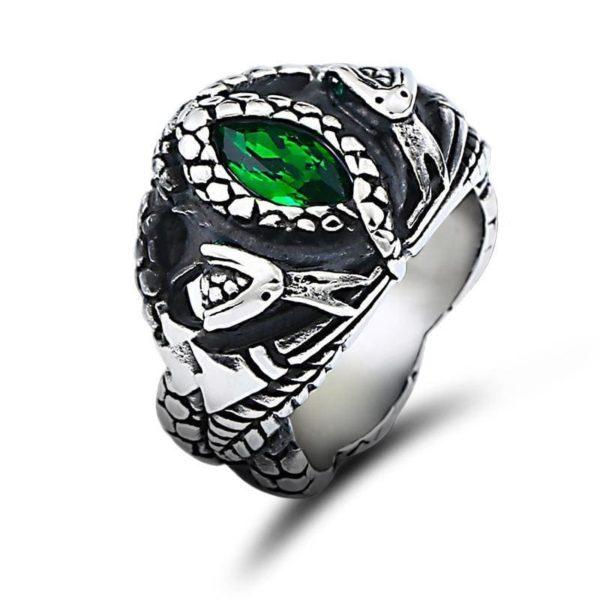 Aragorn Snake Ring