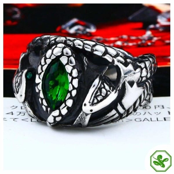 aragorn-lord-of-rings-snake-ring