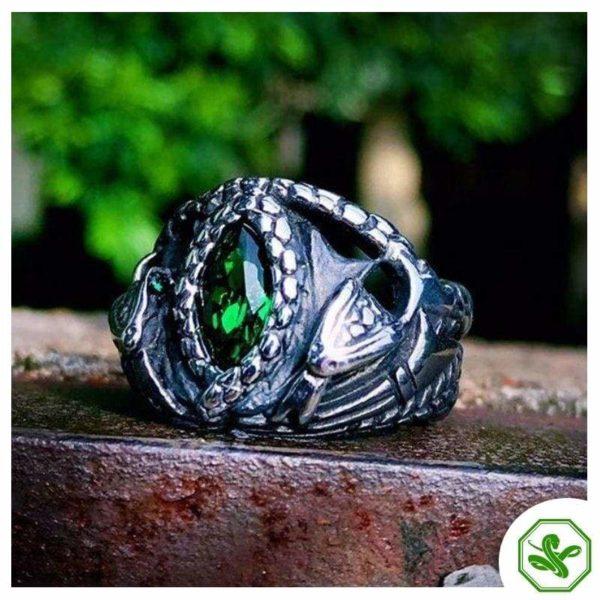 snake-ring-aragorn