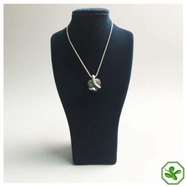 women snake pendant