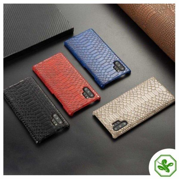 Snakeskin Samsung Phone Cases