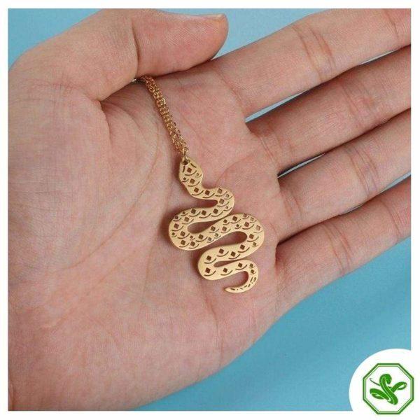 Boa Necklace 3