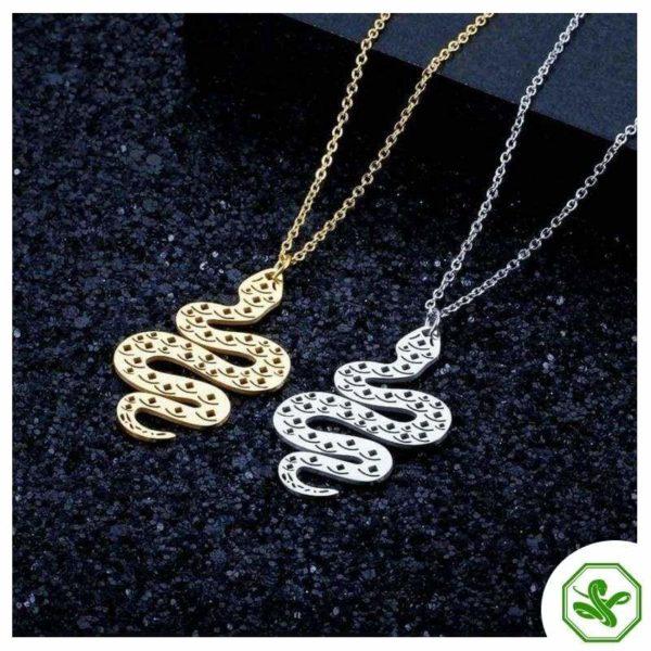 Boa Necklace 4