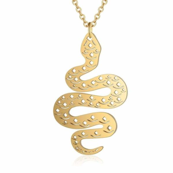 Boa Necklace 1