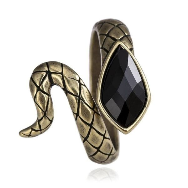 brass-snake-ring 1