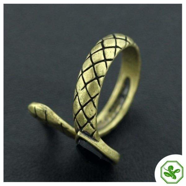 brass-snake-ring 4