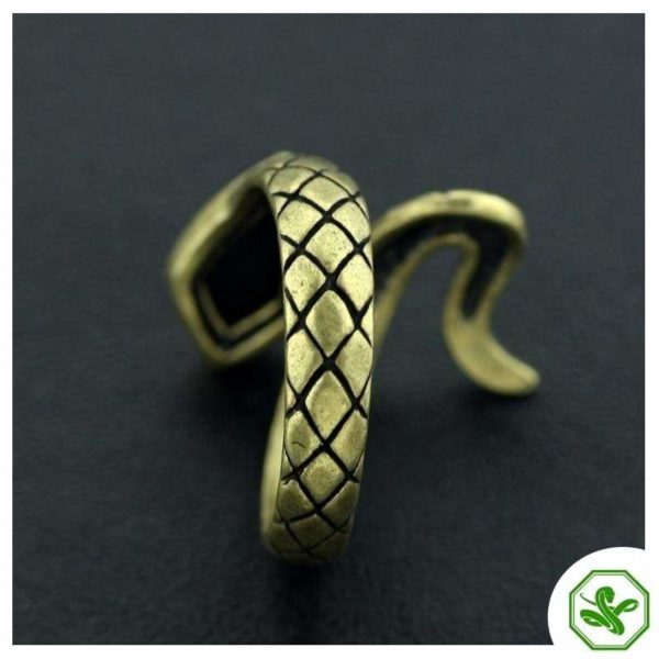 brass-snake-ring 5