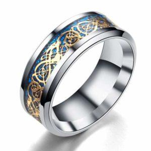 Celtic Snake Ring
