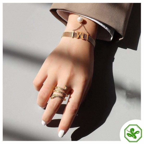 cheap-coiled-snake-ring 3