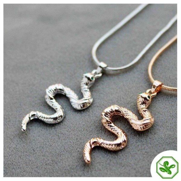 Cheap Snake Necklace 3