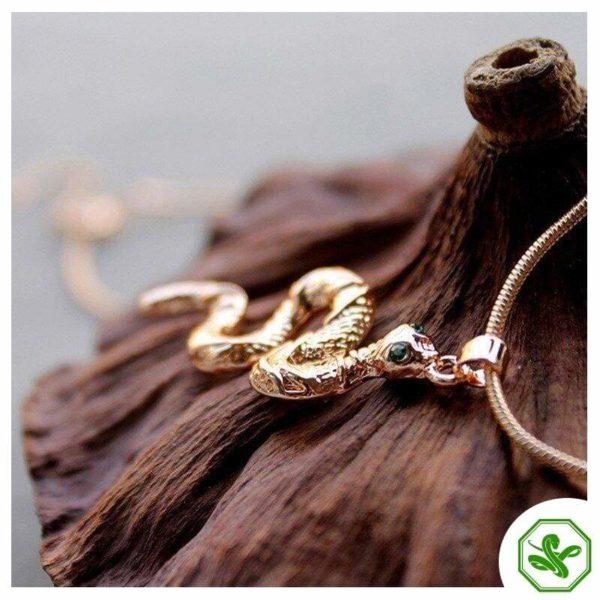 Cheap Snake Necklace 2