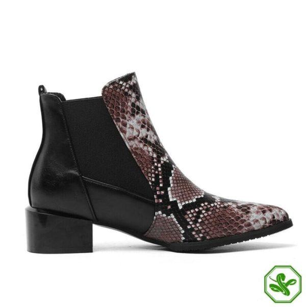 Chelsea Snake Boots 5