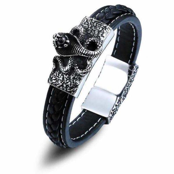 snake bracelet mens