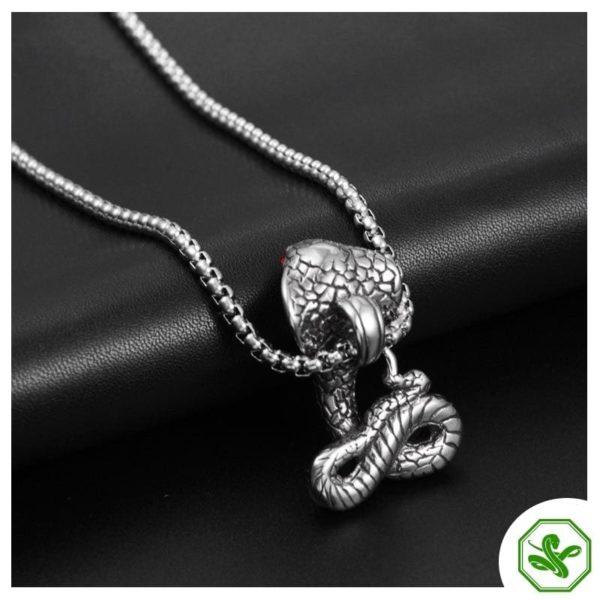 Cobra Necklace 4