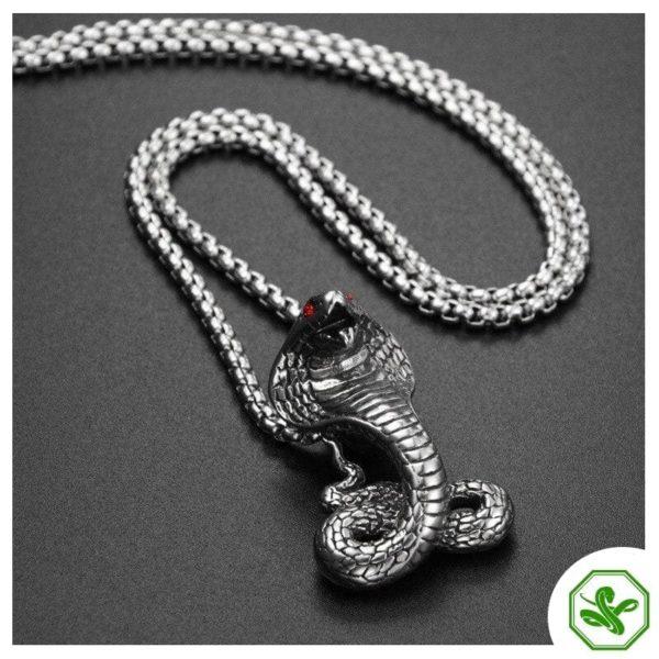 Cobra Necklace 2