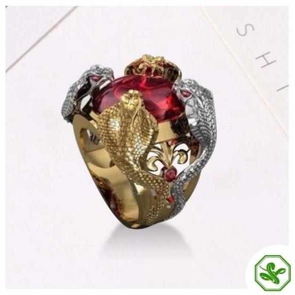 cobra-ring-gold 2