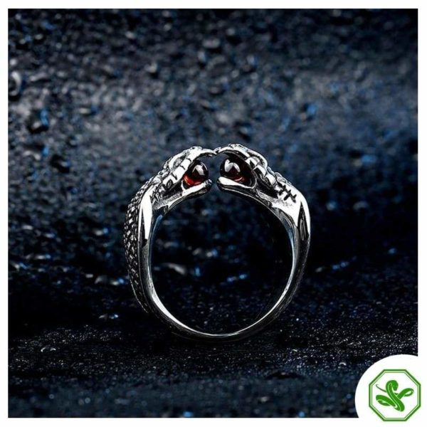 cobra-ring-silver 9