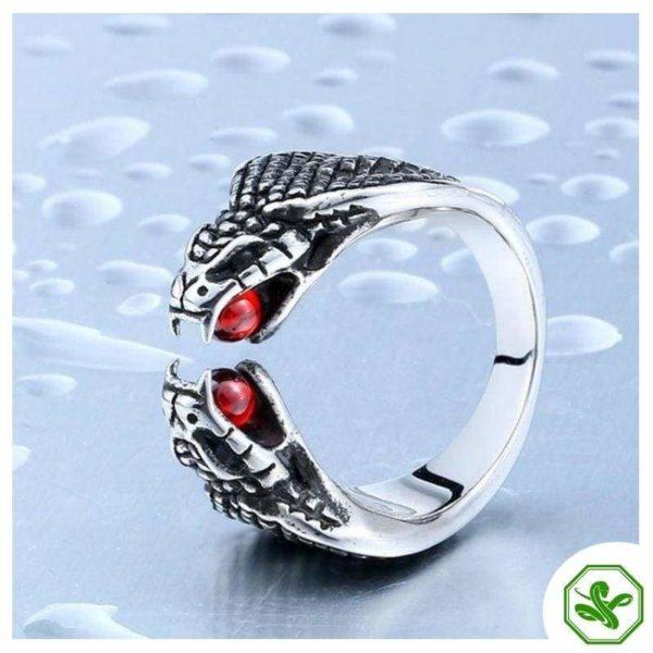 cobra-ring-silver 7