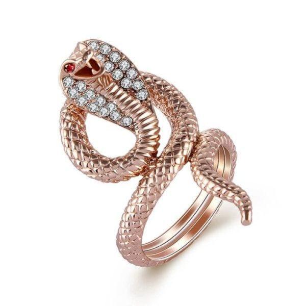 Cobra Snake Ring 1