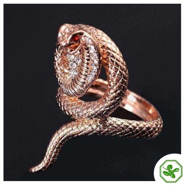 Cobra Snake Ring 2