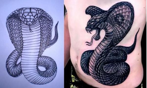 Cobra Tattoo