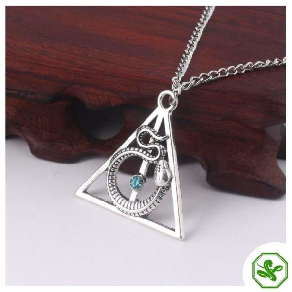 Deathly Hallows Necklace 3