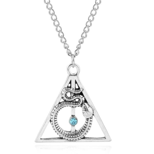 Deathly Hallows Necklace 1