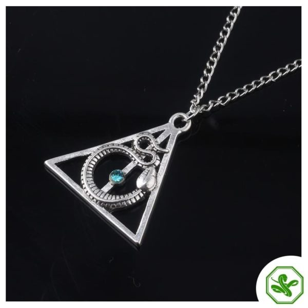 Deathly Hallows Necklace 6