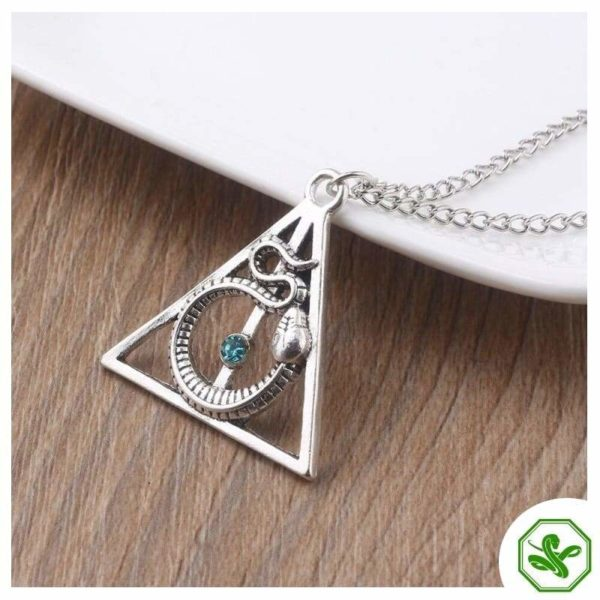 Deathly Hallows Necklace 4