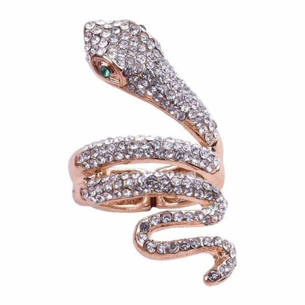 snake ring boa extensible