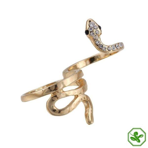 double-finger-snake-ring 2