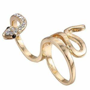 double-finger-snake-ring 1
